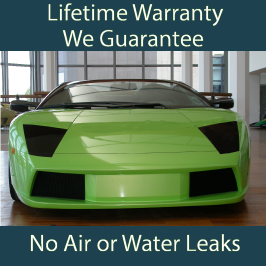 Lifetime Warranty Auto Glass Repairs